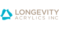 Longevity Acrylics Inc tubs and showers